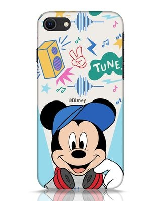 Shop Mickey Tune iPhone SE 2020 Mobile Cover (DL)-Front