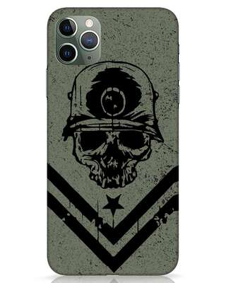 Shop Mil Act iPhone 11 Pro Max Mobile Cover-Front