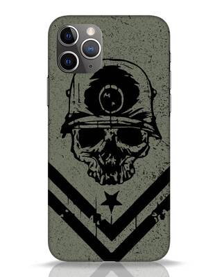 Shop Mil Act iPhone 11 Pro Mobile Cover-Front