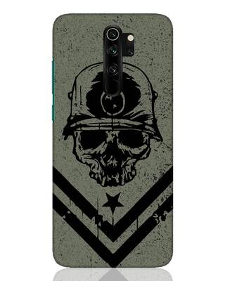 Shop Mil Act Xiaomi Redmi Note 8 Pro Mobile Cover-Front