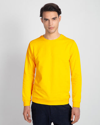 Shop Mimosa Fleece Sweater-Front