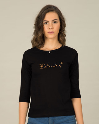 ca7641522b2547 Buy Full Sleeves T-Shirts for Women at Rs.299 - Bewakoof.com