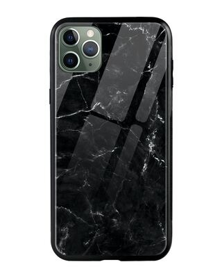 Shop Minimal Marble iPhone 11 Pro Max Mobile Cover-Front