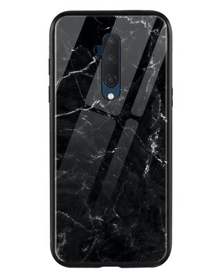 Shop Minimal Marble OnePlus 7T Pro Mobile Cover-Front