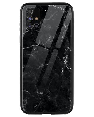 Shop Minimal Marble Samsung Galaxy M31s Mobile Cover-Front
