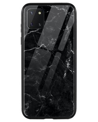 Shop Minimal Marble Samsung Galaxy Note 10 Lite Mobile Cover-Front
