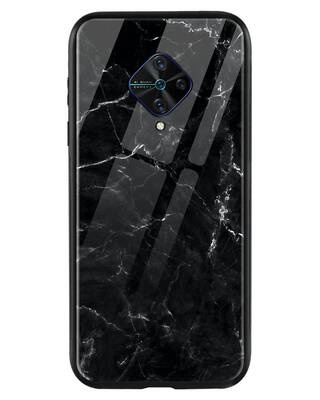 Shop Minimal Marble Vivo S1 Pro Mobile Cover-Front