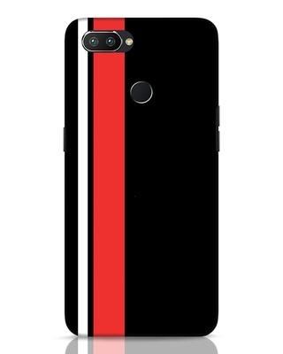 Shop Minimal Stripes Realme 2 Pro Mobile Cover-Front