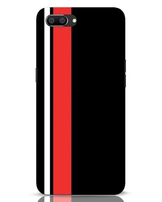 Shop Minimal Stripes Realme C1 Mobile Cover-Front