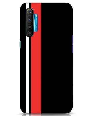 Shop Minimal Stripes Realme XT Mobile Cover-Front