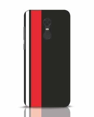 Shop Minimal Stripes Xiaomi Redmi Note 5 Mobile Cover-Front