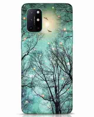 Shop Mint Embers OnePlus 8T Mobile Cover-Front