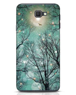 Shop Mint Embers Samsung Galaxy J7 Prime Mobile Cover-Front
