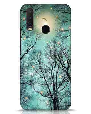 Shop Mint Embers Vivo Y17 Mobile Cover-Front