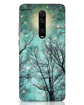 Shop Mint Embers Xiaomi Redmi K20 Pro Mobile Cover-Front