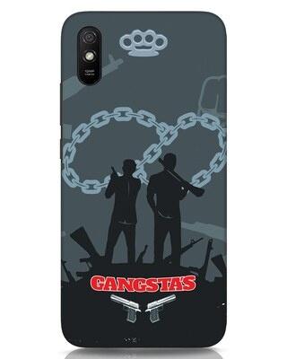 Shop Mirzapur Gangsta Xiaomi Redmi 9A Mobile Cover-Front