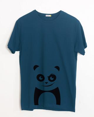 Buy Mischief Panda Half Sleeve T-Shirt Online India @ Bewakoof.com