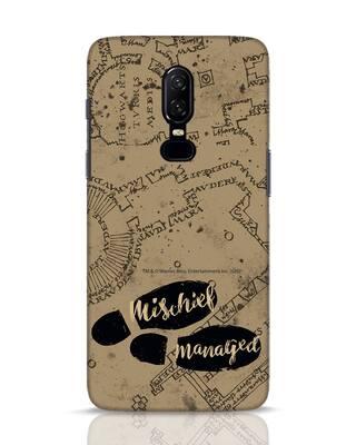 Shop Mischief Potter OnePlus 6 Mobile Cover (HP)-Front