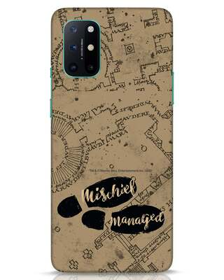 Shop Mischief Potter OnePlus 8T Mobile Cover (HP)-Front