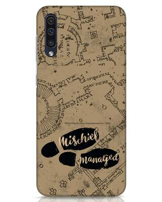 Shop Mischief Potter Samsung Galaxy A50 Mobile Cover (HP)-Front