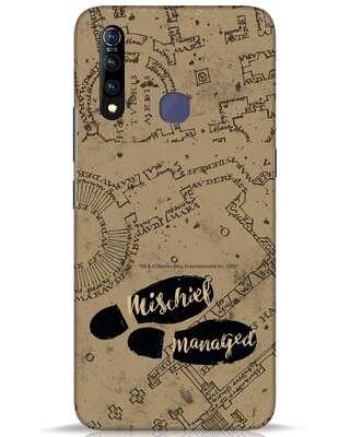Shop Mischief Potter Vivo Z1 Pro Mobile Cover (HP)-Front