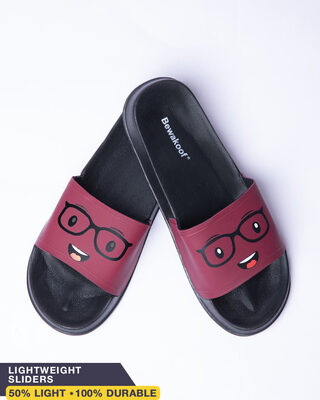 Shop Miss Geeky Sliders-Front