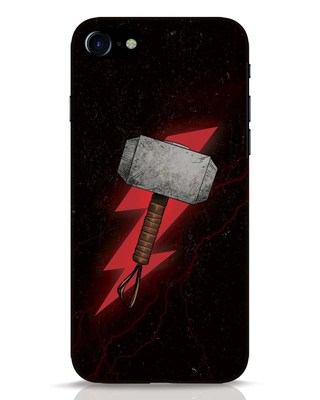 Shop Mjolnir iPhone 7 Mobile Cover-Front