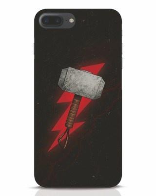 Shop Mjolnir iPhone 7 Plus Mobile Cover-Front