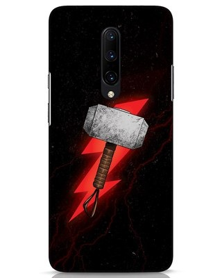 Shop Mjolnir OnePlus 7 Pro Mobile Cover-Front