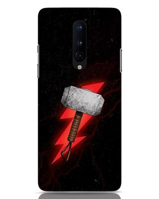 Shop Mjolnir OnePlus 8 Mobile Cover-Front