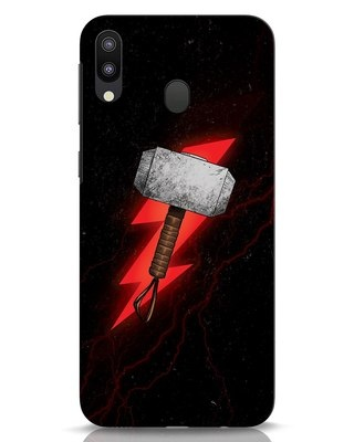 Shop Mjolnir Samsung Galaxy M20 Mobile Cover-Front