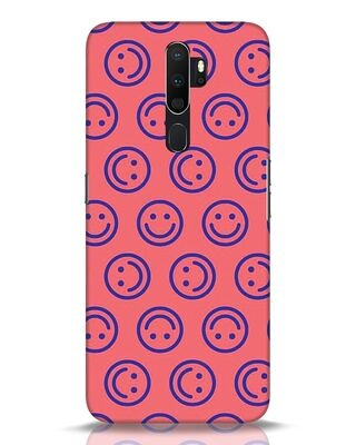 Shop More Smiles Oppo A5 2020 Mobile Cover-Front
