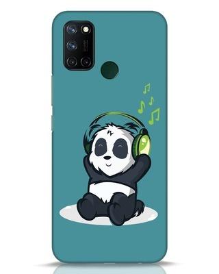Shop Music Panda Realme 7i Mobile Cover-Front