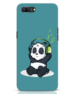 Shop Music Panda Realme C1 Mobile Cover-Front
