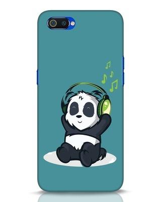 Shop Music Panda Realme C2 Mobile Cover-Front
