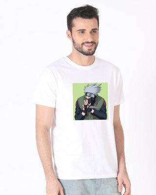 Shop Mojotrack Naruto Unisex Half T-Shirt-Front