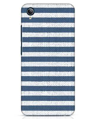 Shop Nautical Stripes Vivo Y91i Mobile Cover-Front