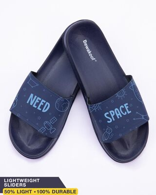 Shop Need My Space Lightweight Men's Slider-Front