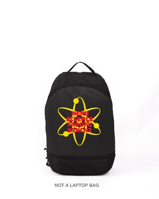 Shop Nenu Science Tarupu Small backpacks-Front