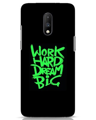 Shop Neon Dream OnePlus 7 Mobile Cover-Front