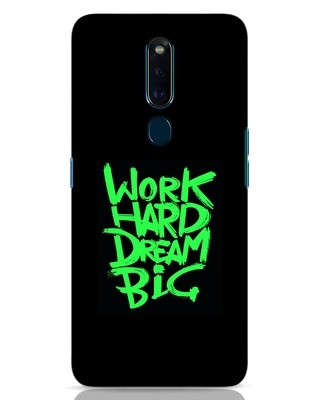 Shop Neon Dream Oppo F11 Pro Mobile Cover-Front