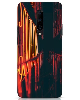 Shop Neon Lyts OnePlus 7 Pro Mobile Cover-Front
