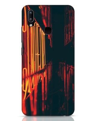 Shop Neon Lyts Vivo Y91 Mobile Cover-Front