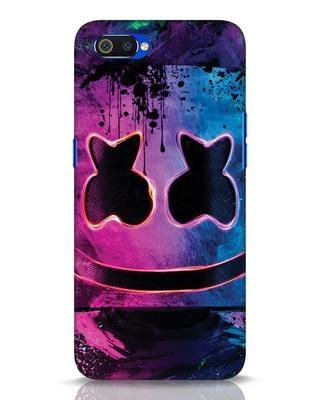 Shop Neonpaintmellow Realme C2 Mobile Cover-Front