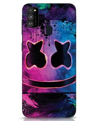 Shop Neonpaintmellow Samsung Galaxy M30s Mobile Cover-Front