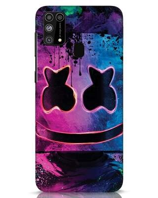 Shop Neonpaintmellow Samsung Galaxy M31 Mobile Cover-Front