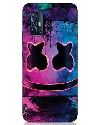Shop Neonpaintmellow Vivo V17 Mobile Cover-Front