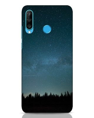 Shop Night Star Huawei P30 Lite Mobile Cover-Front