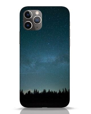 Shop Night Star iPhone 11 Pro Mobile Cover-Front