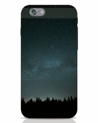 Shop Night Star iPhone 6 Mobile Cover-Front